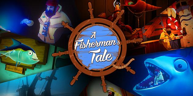 Newsbild zu Virtual-Reality-Spieletest: A Fisherman's Tale (Oculus Quest)