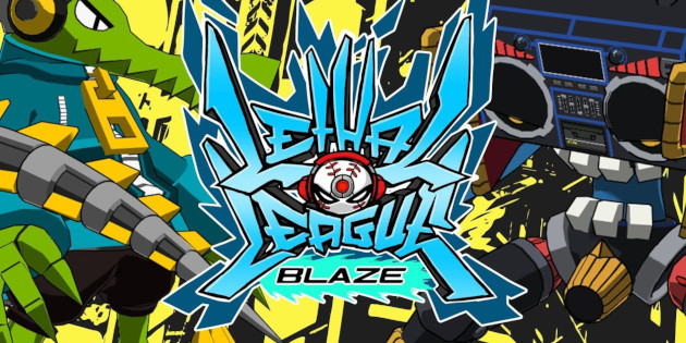 Newsbild zu Lethal League Blaze – Charakterauswahl wird in wenigen Tagen um Dust and Ashes ergänzt