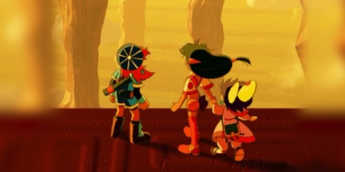 Newsbild zu Grandia HD Collection: Patch auf die Version 1.00.52 behebt einige Kosmetikfehler des Titels