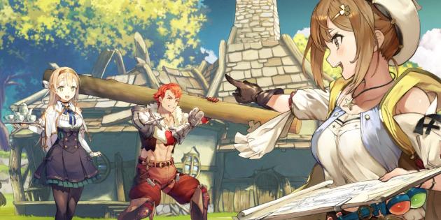 Newsbild zu Nintendo Switch-Spieletest: Atelier Ryza: Ever Darkness & the Secret Hideout