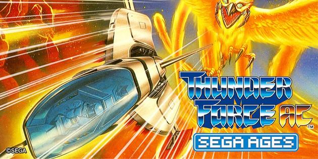 Newsbild zu Japan: SEGA Ages: Thunder Force AC erscheint in wenigen Tagen für Nintendo Switch
