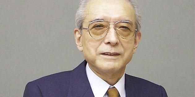 Newsbild zu Hiroshi Yamauchi im Jahre 1979 über das Kopieren von Ideen in der Videospielwelt