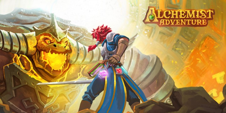 Newsbild zu Alchemist Adventure erscheint noch dieses Jahr für die Nintendo Switch