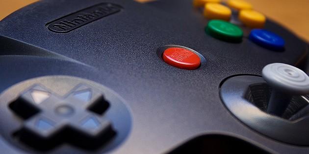 Newsbild zu Prototyp einer Display-Erweiterung für das Nintendo 64 im Netz aufgetaucht