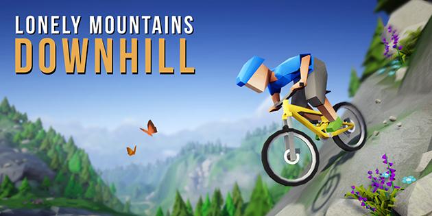 Newsbild zu Lonely Mountains: Downhill – Erstes Nintendo Switch-Gameplay veröffentlicht