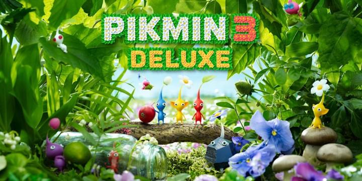 Newsbild zu Jetzt vorbestellen: Pikmin 3 Deluxe für die Nintendo Switch