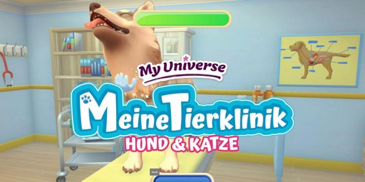 Newsbild zu Zum Wohle der Tiere – My Universe: Meine Tierklinik: Hund & Katze ab sofort erhältlich