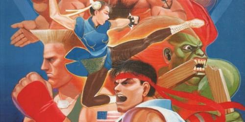 Newsbild zu Wii U Virtual Console-Triple-Spieletest: Street Fighter II