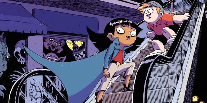 Newsbild zu Margo Maloo Band 2 – Die Monster-Mall in unserer Comic-Rezension