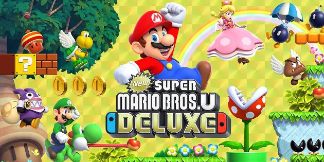 Newsbild zu New Super Mario Bros. U Deluxe als erstes Nintendo Switch-Spiel in China genehmigt