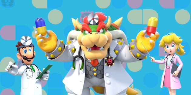 Newsbild zu Dr. Mario World: Neue Inhalte ab dem 7. August verfügbar