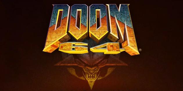 Newsbild zu DOOM 64 erscheint im kommenden November für die Nintendo Switch