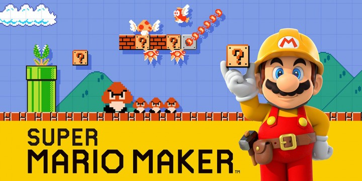 Newsbild zu Super Mario Maker: Kurs-Upload wird bald abgeschaltet