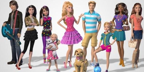 Newsbild zu Wii U- & 3DS-Spieletest: Barbie: Dreamhouse Party
