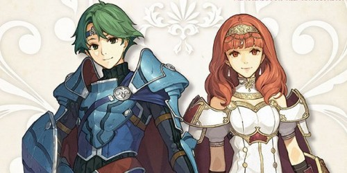 "Newsbild zu Fans übersetzen Inhalte von ""Fire Emblem Echoes: Shadows of Valentia – Memorial Book: Valentia Accordion"""