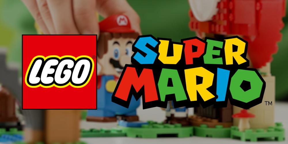 LEGO Super Mario - Logo