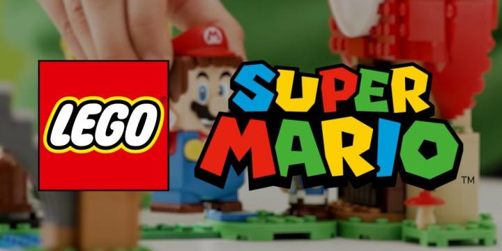 Newsbild zu LEGO Super Mario: Nintendo stellt das Baumeister-Set in eigenem Trailer näher vor