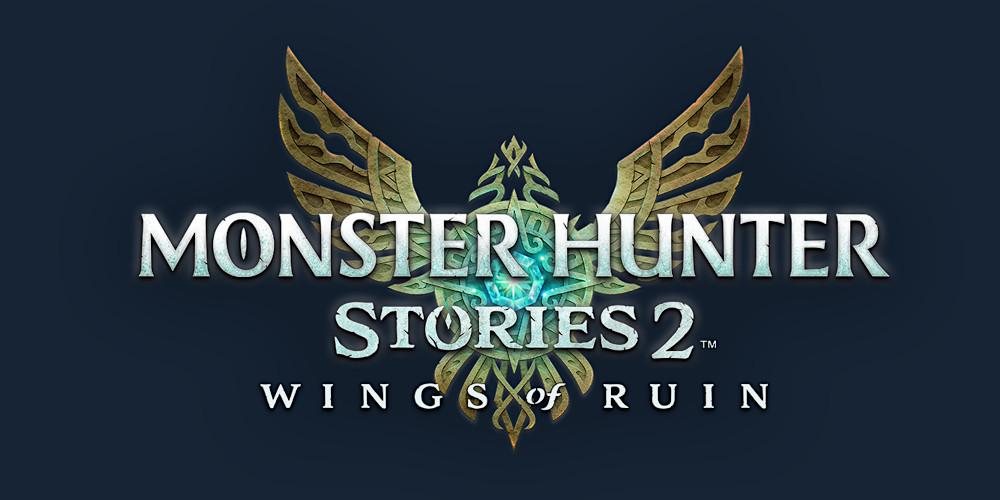 Monster Hunter Stories 2: Wings of Ruin - Logo