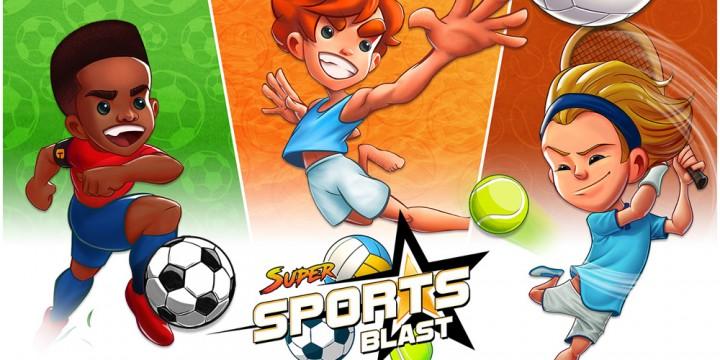 Newsbild zu Super Sports Blast im Test – Fußball, Tennis und Volleyball in einem