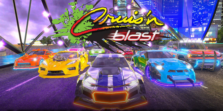 Newsbild zu Rennspiel Cruis'n Blast feiert Veröffentlichung mit neuem Trailer