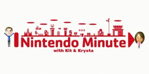 Newsbild zu In neuer Nintendo Minute werden die besten Spiele aus 2016 vorgestellt – Part 1