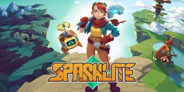 Newsbild zu gamescom 2019 // Neuer Trailer und weitere Informationen zu Sparklite veröffentlicht