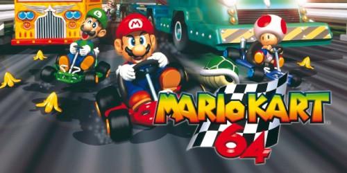 Newsbild zu N64-Themenwoche // Retrotest: Mario Kart 64