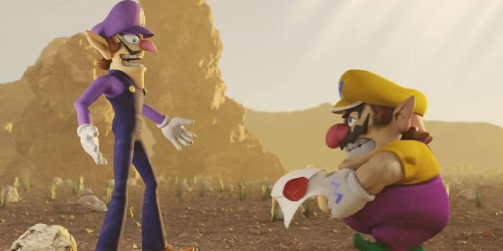 Newsbild zu Waluigi als finaler Kämpfer für Super Smash Bros. Ultimate: Fan erstellt herzzerreißenden Trailer