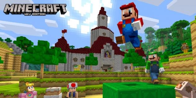 Erinnerung Super Mario MashUp Pack Steht Zum Kostenlosen Download - Minecraft spielen pc kostenlos