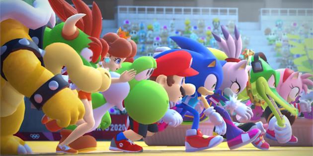 Newsbild zu Nintendo Switch-Spieletest: Mario & Sonic bei den Olympischen Spielen: Tokyo 2020