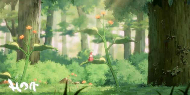 Newsbild zu Skrollcat Studio kündigt das atmosphärische Adventure Hoa für die Nintendo Switch an