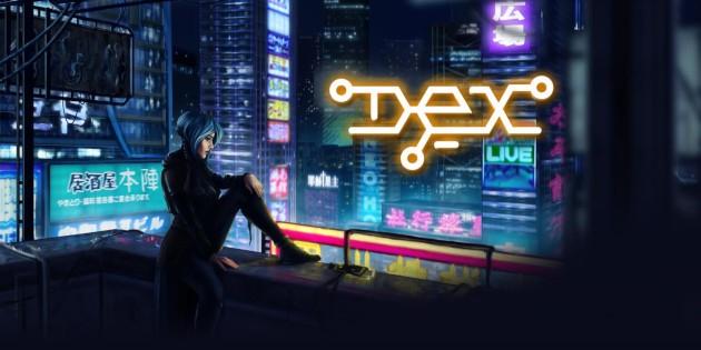 Newsbild zu Cyberpunk-Rollenspiel trifft auf Metroidvania – Dex erscheint Ende Juli für die Nintendo Switch