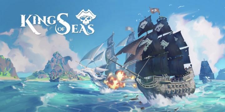Newsbild zu Das Piratenspiel King of Seas präsentiert sich in einem neuen Gameplay-Trailer