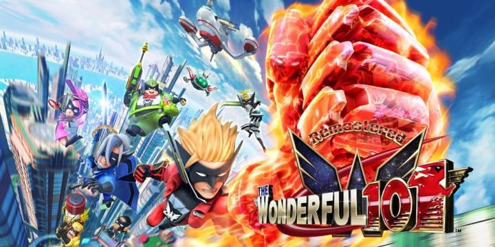 Newsbild zu Neues Update zu The Wonderful 101: Remastered erschienen