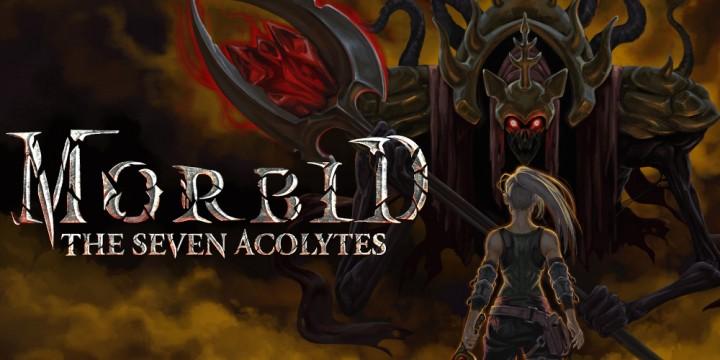 Newsbild zu Handelsversion und Signature Edition zu Morbid: The Seven Acolytes angekündigt