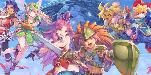 Newsbild zu Spirits of Mana? Schnappt euch brandneue Trials of Mana-Geister für Super Smash Bros. Ultimate
