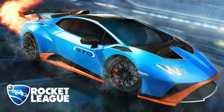 Newsbild zu Luxuskarosse in Rocket League – Psyonix und Automobili Lamborghini kündigen Kooperation an