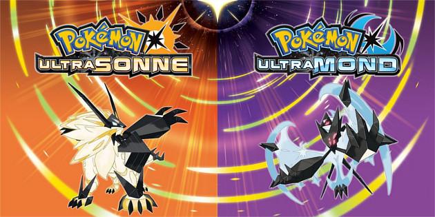 Pokémon Ultrasonne Ultramond Spielesoftware Ntower