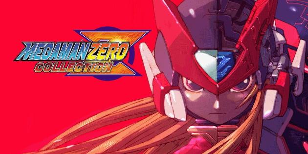 Newsbild zu Mega Man Zero/ZX Legacy Collection wird im Januar für die Nintendo Switch erscheinen