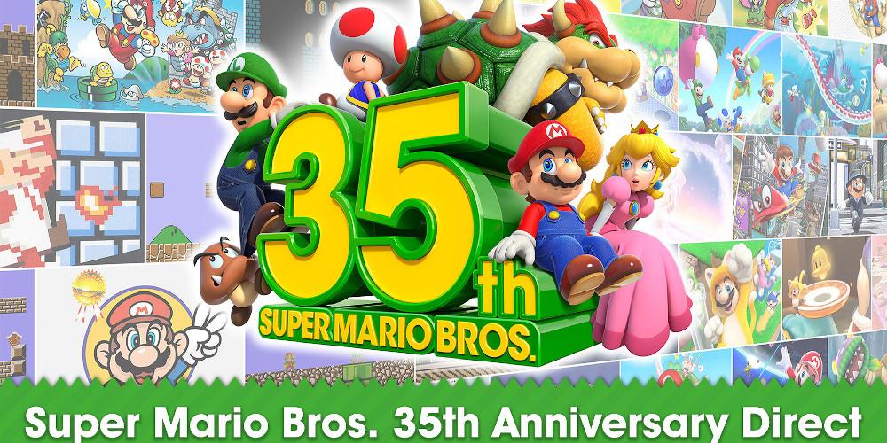Super Mario Direct