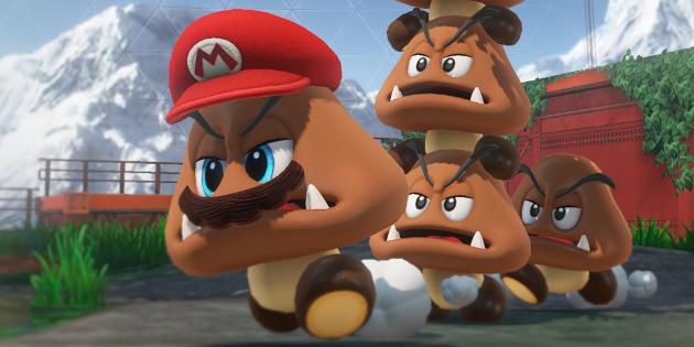 Newsbild zu In der neuesten Nintendo Minute-Folge wird eine Gumba-amiibo-Figur gecapert