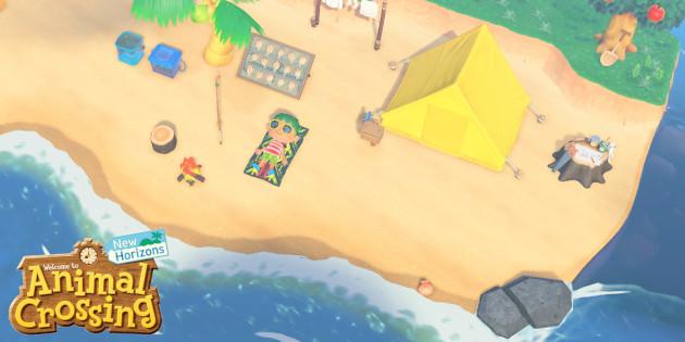Newsbild zu Nintendo feiert die Veröffentlichung von Animal Crossing: New Horizons mit Geschenken, My Nintendo-Belohnungen und mehr