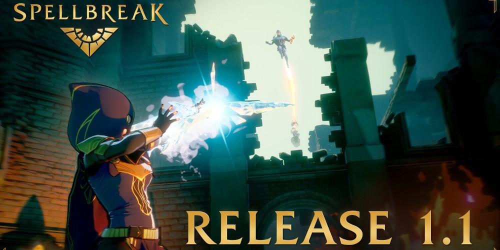 Spellbreak - Update 1.1
