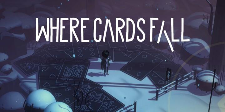 Newsbild zu Und so fällt die Karte nun mal – Where Cards Fall erscheint 2021 für die Nintendo Switch