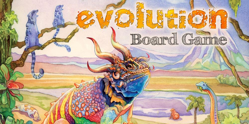 Evolution Board Game
