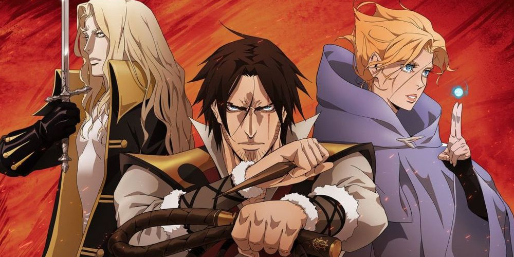Castlevania Anime