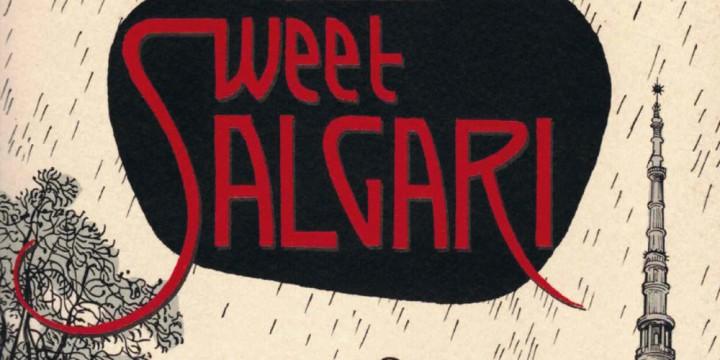 Newsbild zu Sweet Salgari: Graphic Novel über den Autoren der Sandokan-Romane