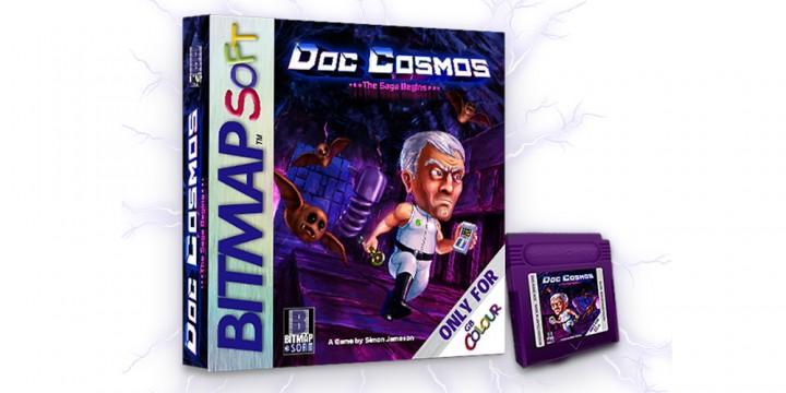Newsbild zu Schafft schon einmal passende Lichtverhältnisse – Doc Cosmos erscheint noch dieses Jahr für den Game Boy Color