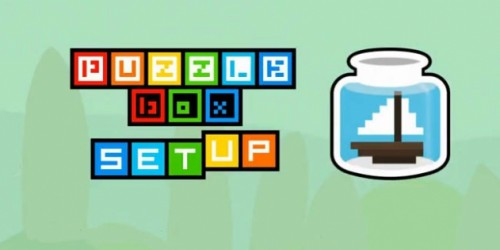 Newsbild zu Gewinnspiel: Spielt PUZZLEBOX setup bereits vor Release!