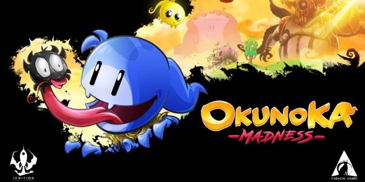 Newsbild zu Schärft eure Reflexe – OkunoKA Madness erscheint im September für die Nintendo Switch